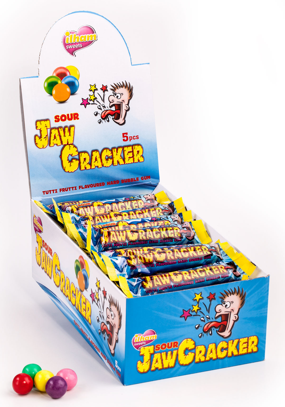 SUPER 5 - JAW CRACKER